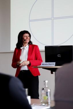 Nicola Sturm keynote speaker