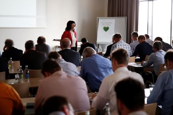 Nicola Sturm Vortrag Lernende Organisation